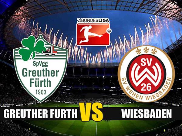 Nhận định Greuther Furth vs Wehen Wiesbaden, 23h30 ngày 13/9