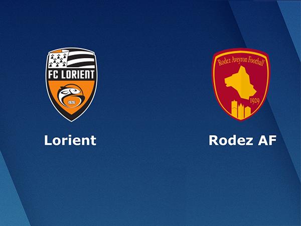 Nhận định Lorient vs Rodez, 01h45 ngày 24/09 :  Vòng 8 Hạng 2 Pháp