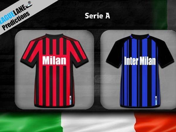 Nhận định AC Milan vs Inter Milan, 01h45 ngày 22/9 : Derby thành Milan