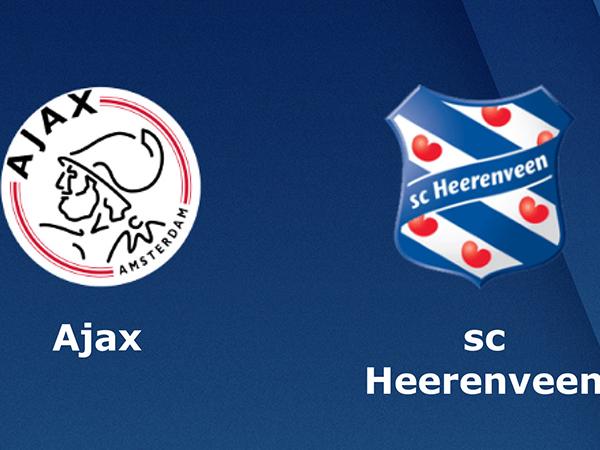 Nhận định Ajax vs Heerenveen, 23h30 ngày 14/9 : ĐKVĐ thắng tưng bừng