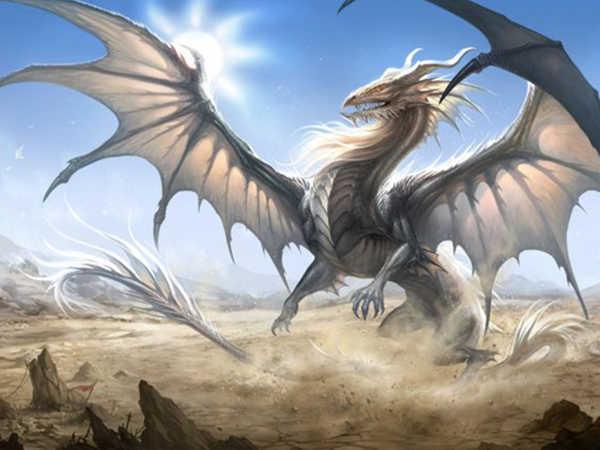 Mơ thấy rồng là con số mấy, điềm báo đen hay đỏ?