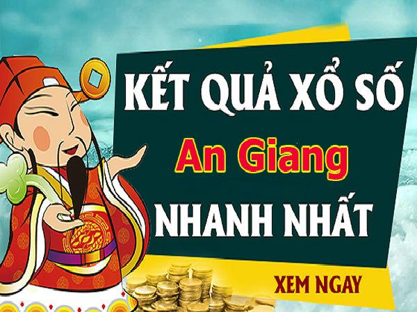 Soi cầu dự đoán XS An Giang Vip ngày 20/02/2020