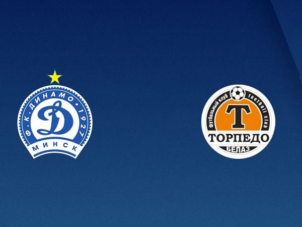 Nhận định kèo Dinamo Minsk vs Torpedo Zhodino, 23h00 ngày 3/04