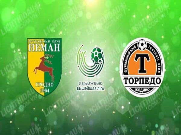 Nhận định Neman Grodno vs Torpedo Zhodino 23h00, 21/05 (VĐQG Belarus)