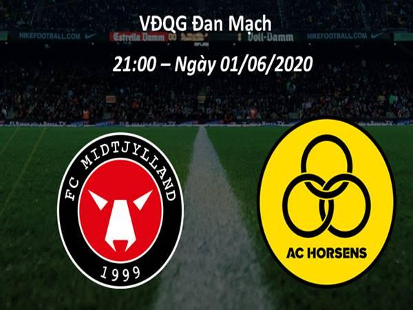 Nhận định Midtjylland vs Horsens, 21h00 ngày 1/6