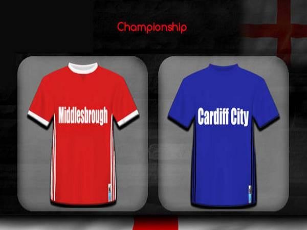 Nhận định Middlesbrough vs Cardiff 21h00, 18/07 - Hạng Nhất Anh