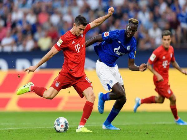 Nhận định kèo bóng đá Bayern Munich vs Schalke 04, 19/9/2020