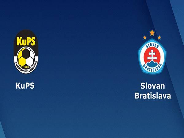 Nhận định kèo KuPS vs Slovan Bratislava 22h30, 17/09 - Cúp C2 châu Âu