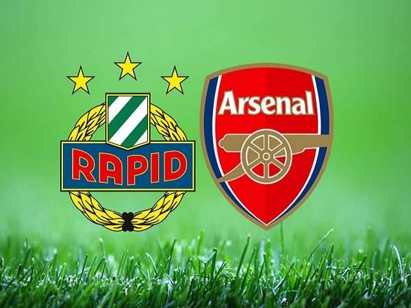 Nhận định kèo Rapid Wien vs Arsenal 00h00, 23/10 - Europa League
