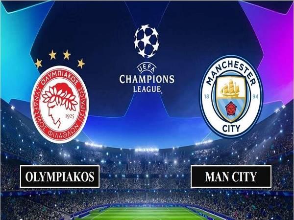 Nhận định kèo Olympiakos vs Man City - 00h55, 26/11/2020