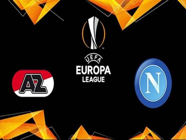 Nhận định bóng đá AZ Alkmaar vs Napoli, 03h00 ngày 4/12