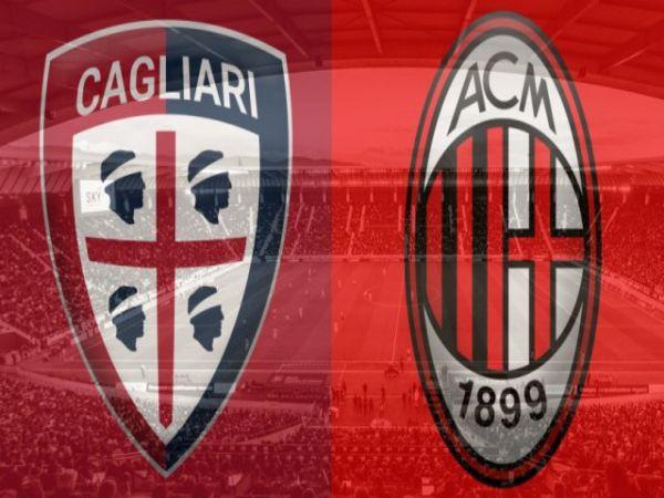Nhận định tỷ lệ Cagliari vs AC Milan, 02h45 ngày 19/1 - VĐQG Italia
