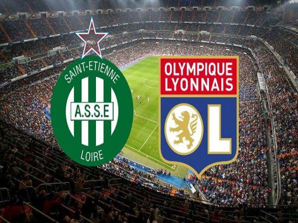 Nhận định tỷ lệ St.Etienne vs Lyon, 03h00 ngày 25/1 - VĐQG Pháp
