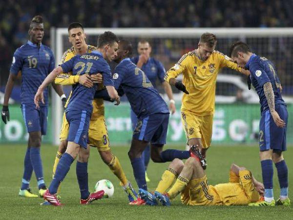 Nhận định tỷ lệ Pháp vs Ukraine, 02h45 ngày 25/03 - VL World Cup 2022
