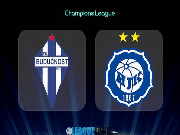 Nhận định Buducnost vs HJK – 01h30 14/07/2021, Cúp C1 châu Âu