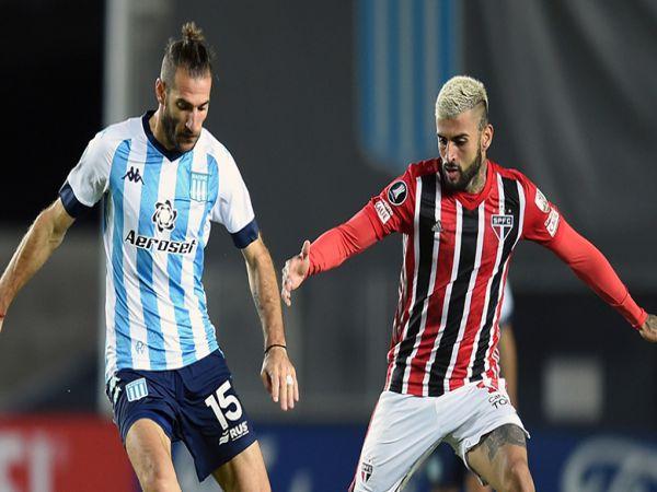 Nhận định kèo Sao Paulo vs Racing, 7h30 ngày 14/7 - Copa Libertadores